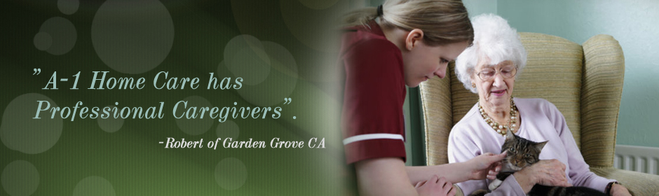 at-home respite care in Irvine, CA